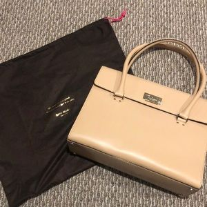 Kate Spade Leather Tote